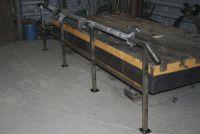Изготовление ограждений из нержавеющей стали